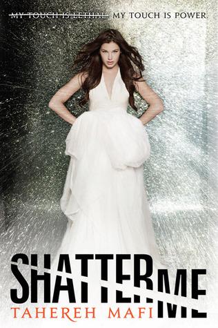 Tahereh Mafi - 1 Shatter Me