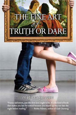 Melissa Jensen - The Fine Art of Truth or Dare