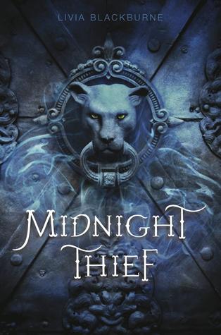 Livia Blackburne - Midnight Thief