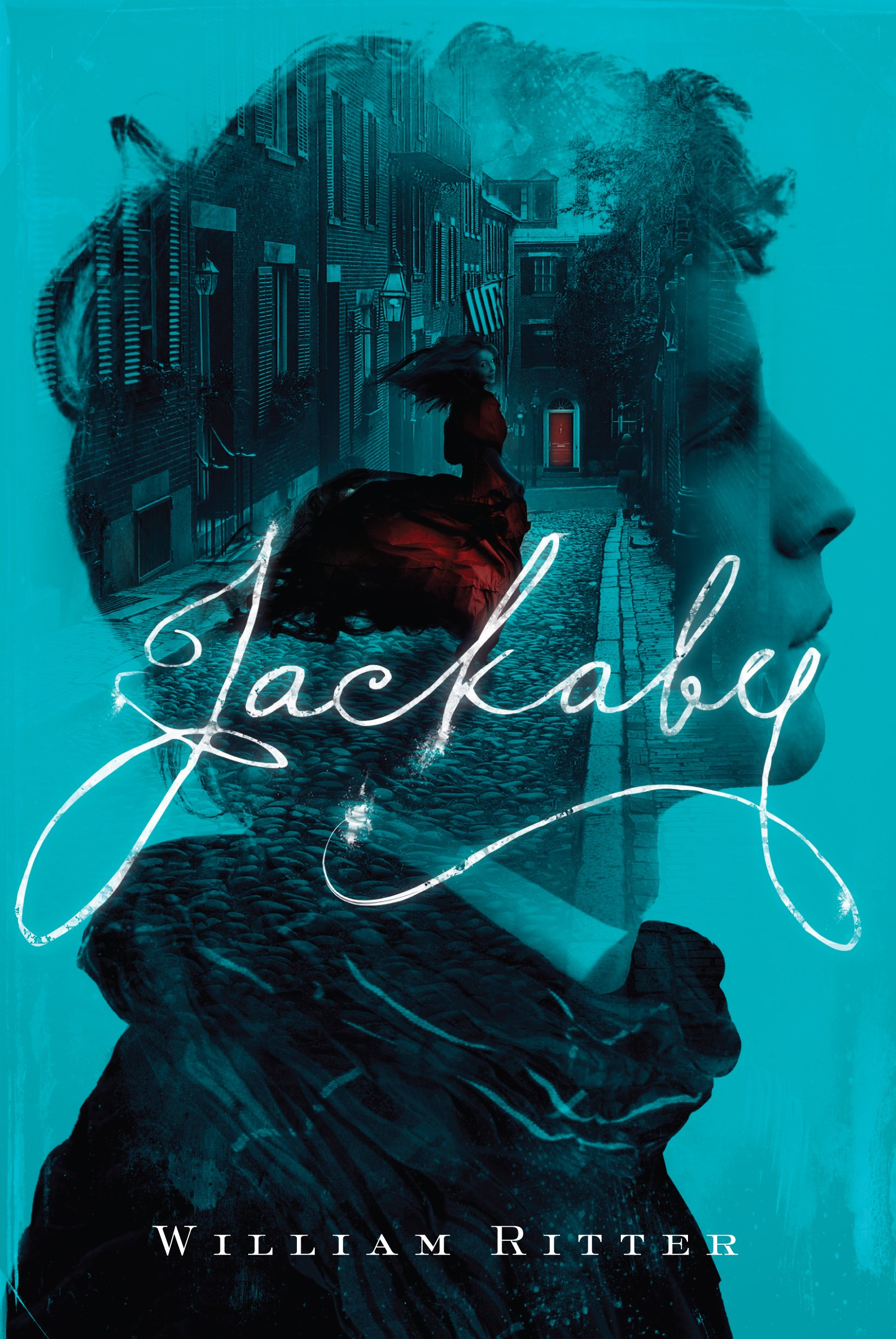 Book Cover Portadas Up : Arc review jackaby by william ritter the novel hermit