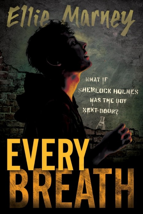 Ellie Marney - Every Breath book cover