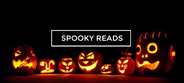 spooky reads