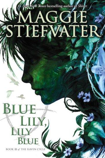 Blue Lily - Maggie Stiefvater