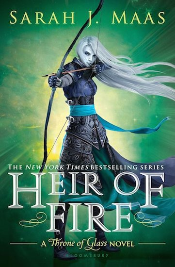 throne of glass series - sarah j. maas