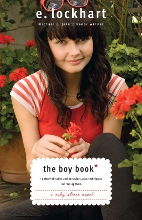 the boy book - e. lockhart