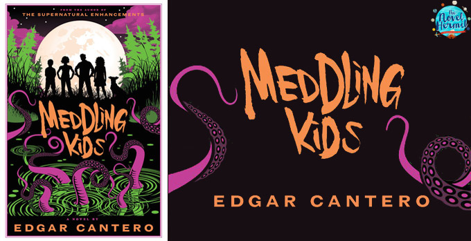 Meddling Kids Book Cover : Review honor thy scooby doo gang meddling kids by edgar