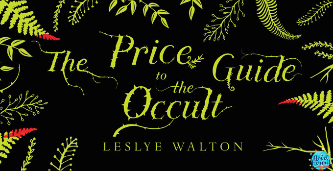 The price guide to the occult by leslye walton released today.