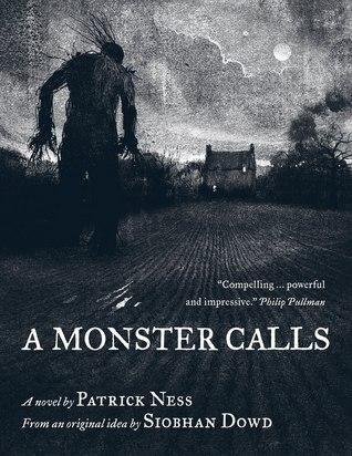 Patrick Ness - A Monster Calls