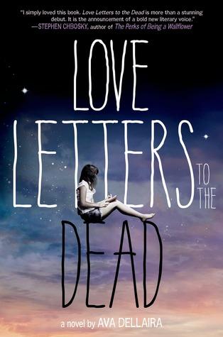 ava dellaira - love letters to the dead